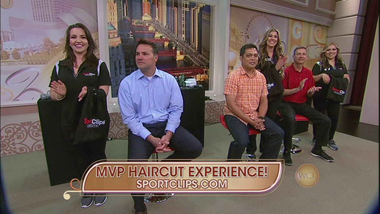 Sport Clips A True Mvp Haircut Experience Abc7chicago