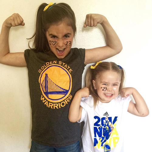 <div class='meta'><div class='origin-logo' data-origin='none'></div><span class='caption-text' data-credit='Photo submitted to KGO-TV by lowkay614/Instagram'>These two Dubs fans sure have fierce game faces! Share your fan pics on Twitter, Facebook and Instagram using #DubsOn7.</span></div>