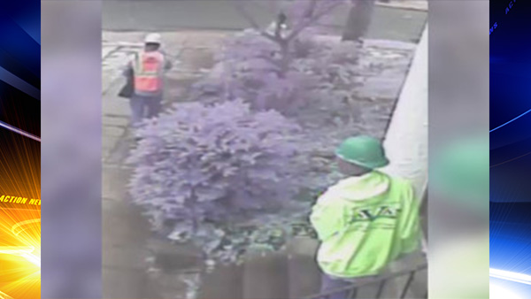 Men posing as maintenance workers wanted in Frankford burglary, police say