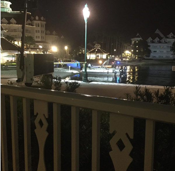 "<div class=""meta image-caption""><div class=""origin-logo origin-image none""><span>none</span></div><span class=""caption-text"">Authorities search for a child who was dragged into the water by an alligator near Disney's Grand Floridian Resort & Spa in Orlando. (Instagram/ Katherine Popp)</span></div>"
