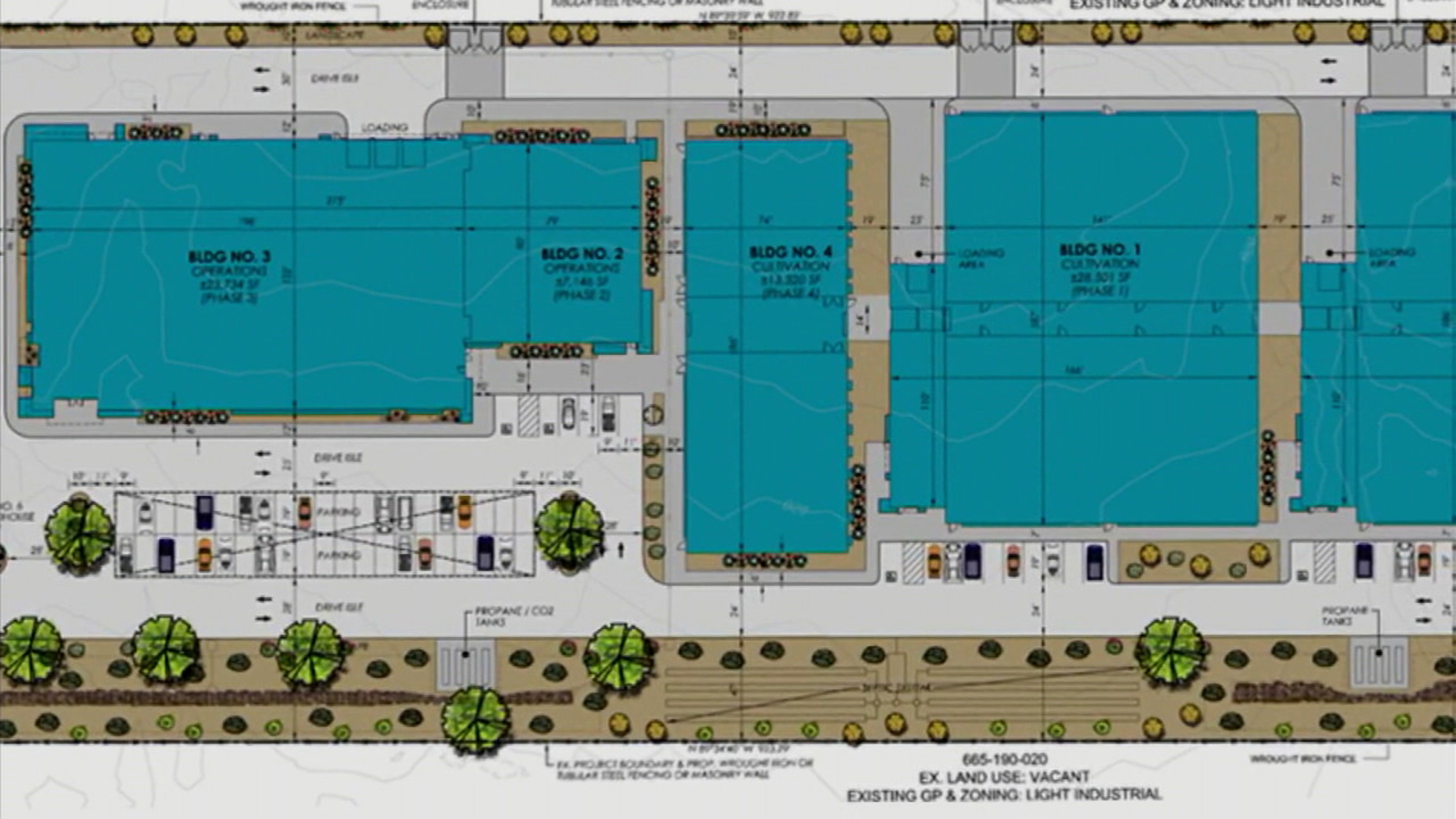 desert hot springs zoning map Gfarmalabs Plans To Build Nation S Largest Commercial Cannabis desert hot springs zoning map