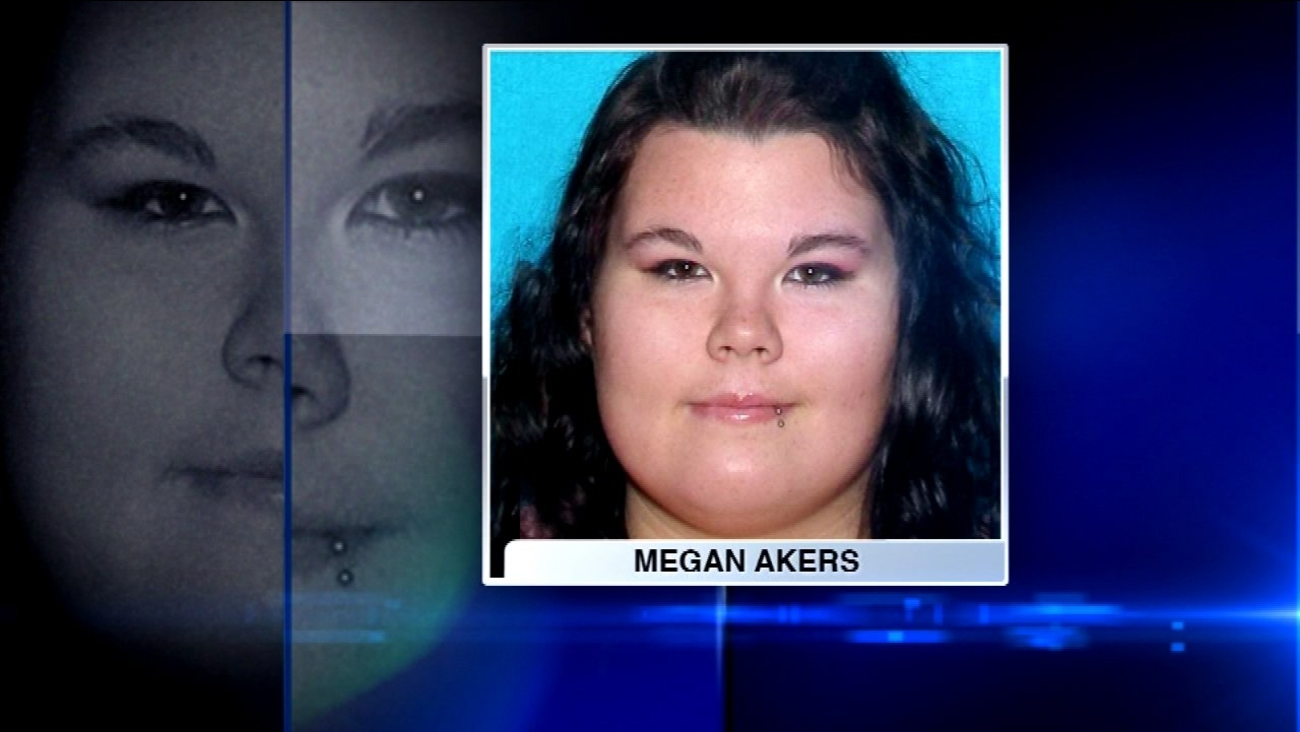 Megan Akers, 23, of Chesterton is accused of hitting a 27-year-old man with autism she was caring for in his Hobart home.