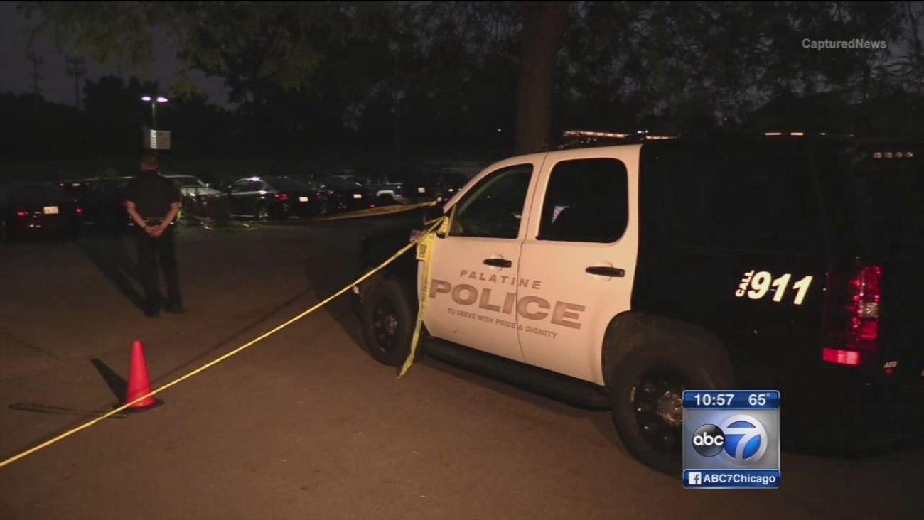 Reports: 1 wounded in possible Palatine police-involved shooting