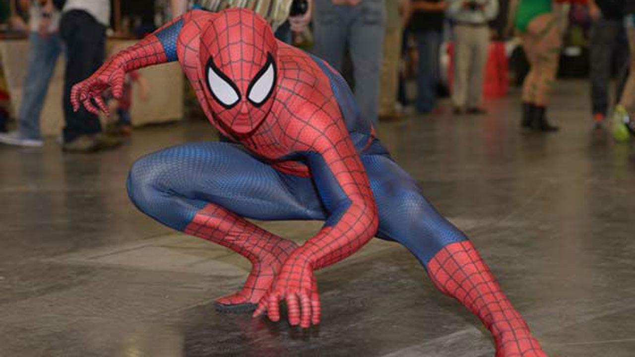 Comicpalooza 2016 - Spider-Man