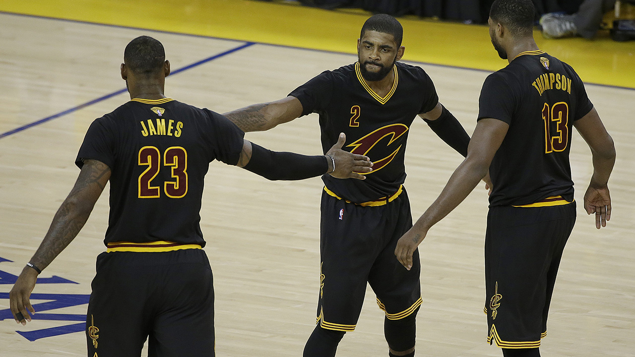 new style aca0f 6c94b Are you ready for Game 7 of the 2016 NBA Finals? | abc7news.com
