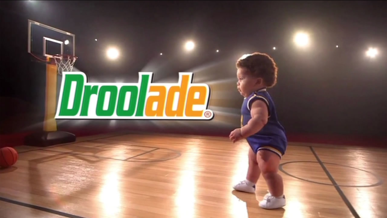 Two of basketball's biggest baby stars have their first endorsement deal, thanks to Jimmy Kimmel.