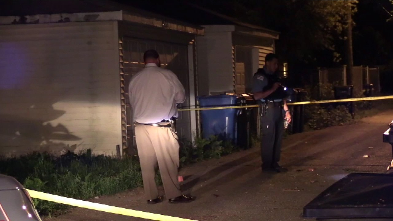 Police investigating a fatal shooting in West Englewood.