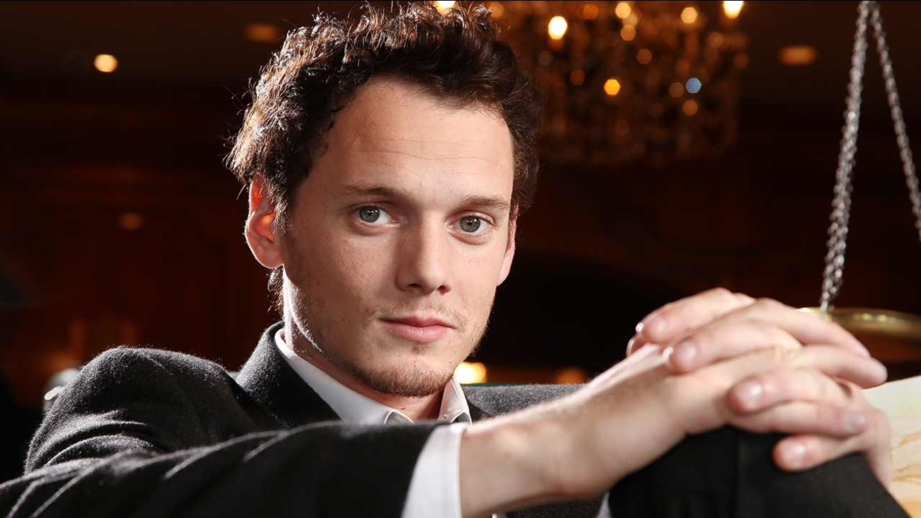"In this Sept. 13, 2011 file photo, actor Anton Yelchin poses for a portrait to promote the film ""Like Crazy"" during the 36th Toronto International Film Festival in Toronto, Canada."