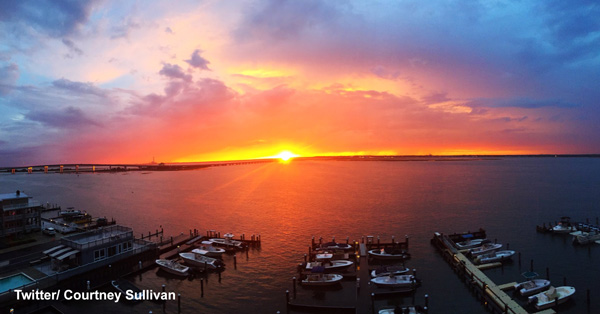 "<div class=""meta image-caption""><div class=""origin-logo origin-image wpvi""><span>WPVI</span></div><span class=""caption-text"">Action News viewers sent in photos of the first sunset of the Summer of 2016.</span></div>"