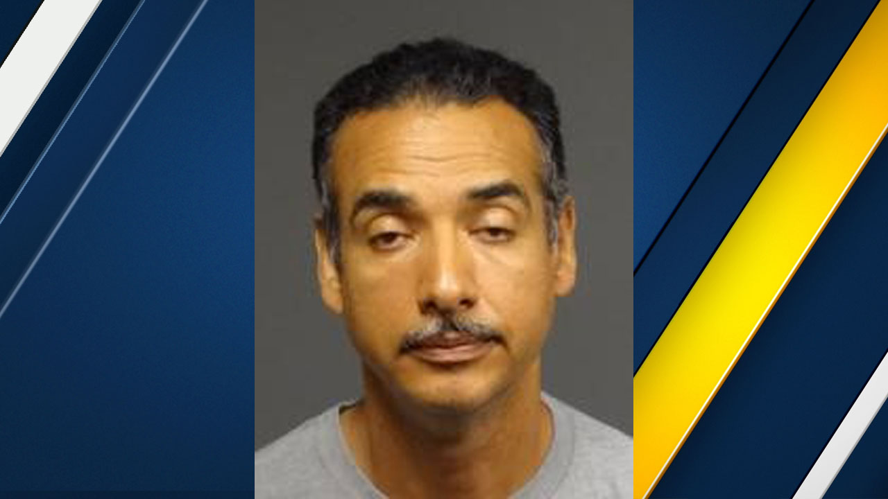 Jose Higareda, 50, of Irwindale, is shown in a police mugshot.