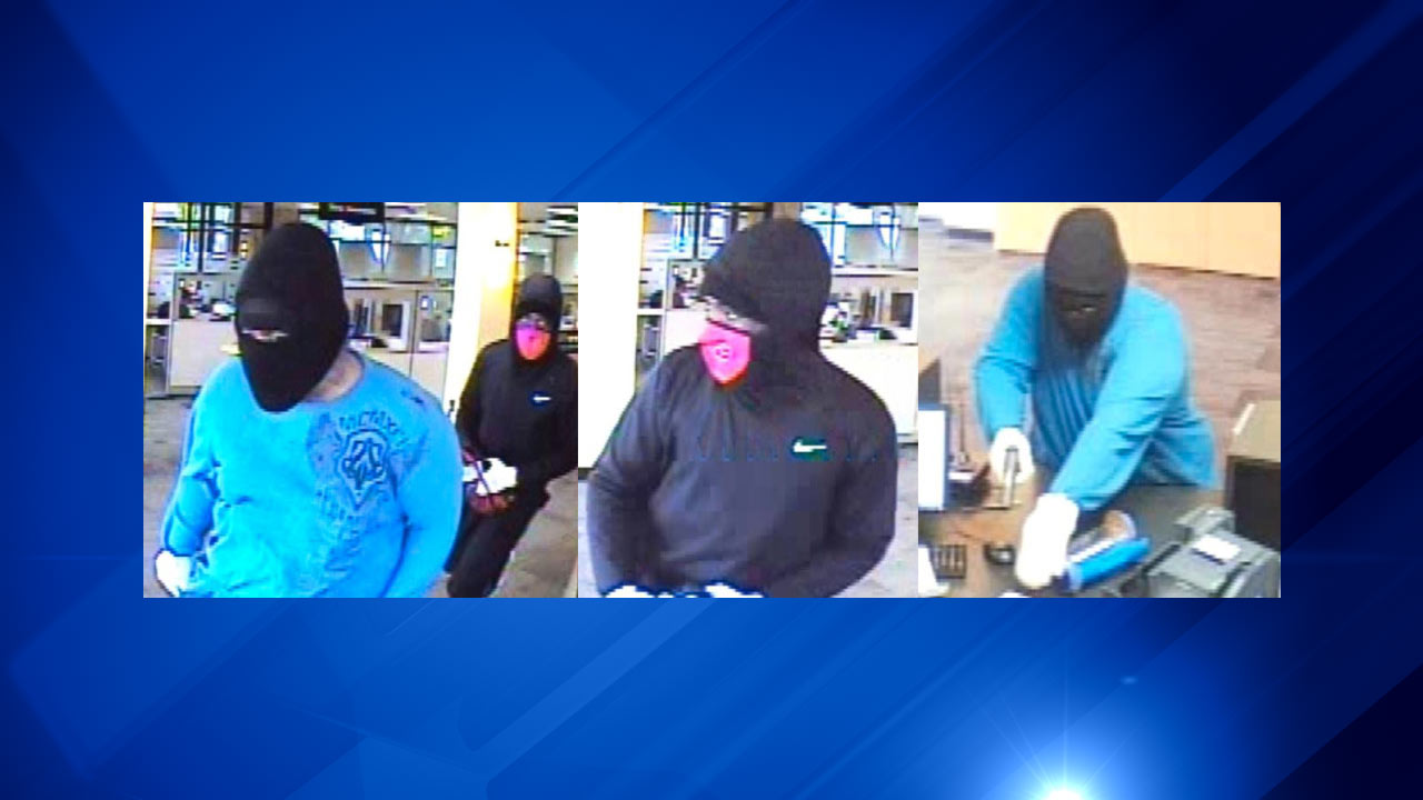 River Forest bank robbery