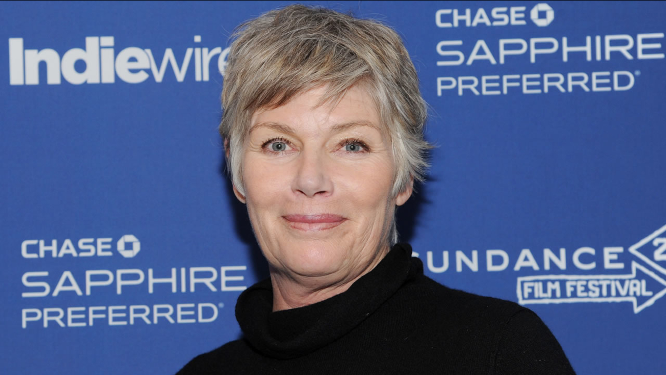 Actress Kelly McGillis (AP photo/Evan Agostini/Invision for Chase Sapphire)