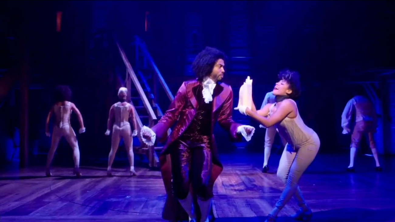 Grant allows Chicago youth to see 'Hamilton' for $10