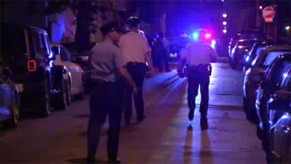 Man shot in the mouth in North Philadelphia