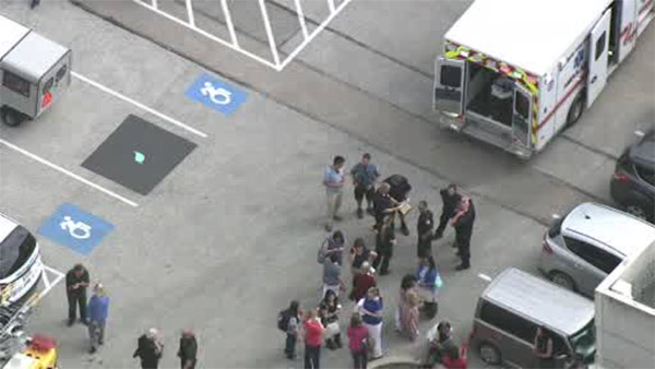 Firefighters respond to hazmat situation on Villanova Univ. campus