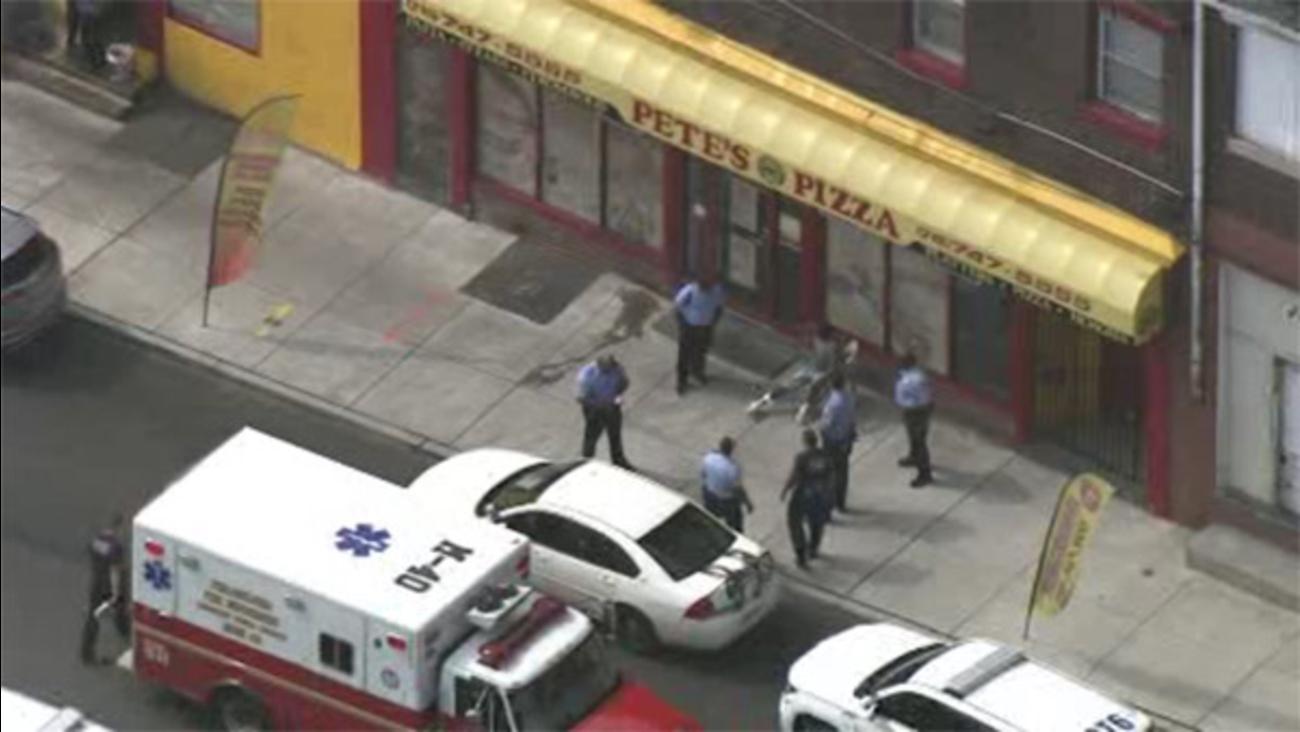 Police investigate shooting in West Philadelphia