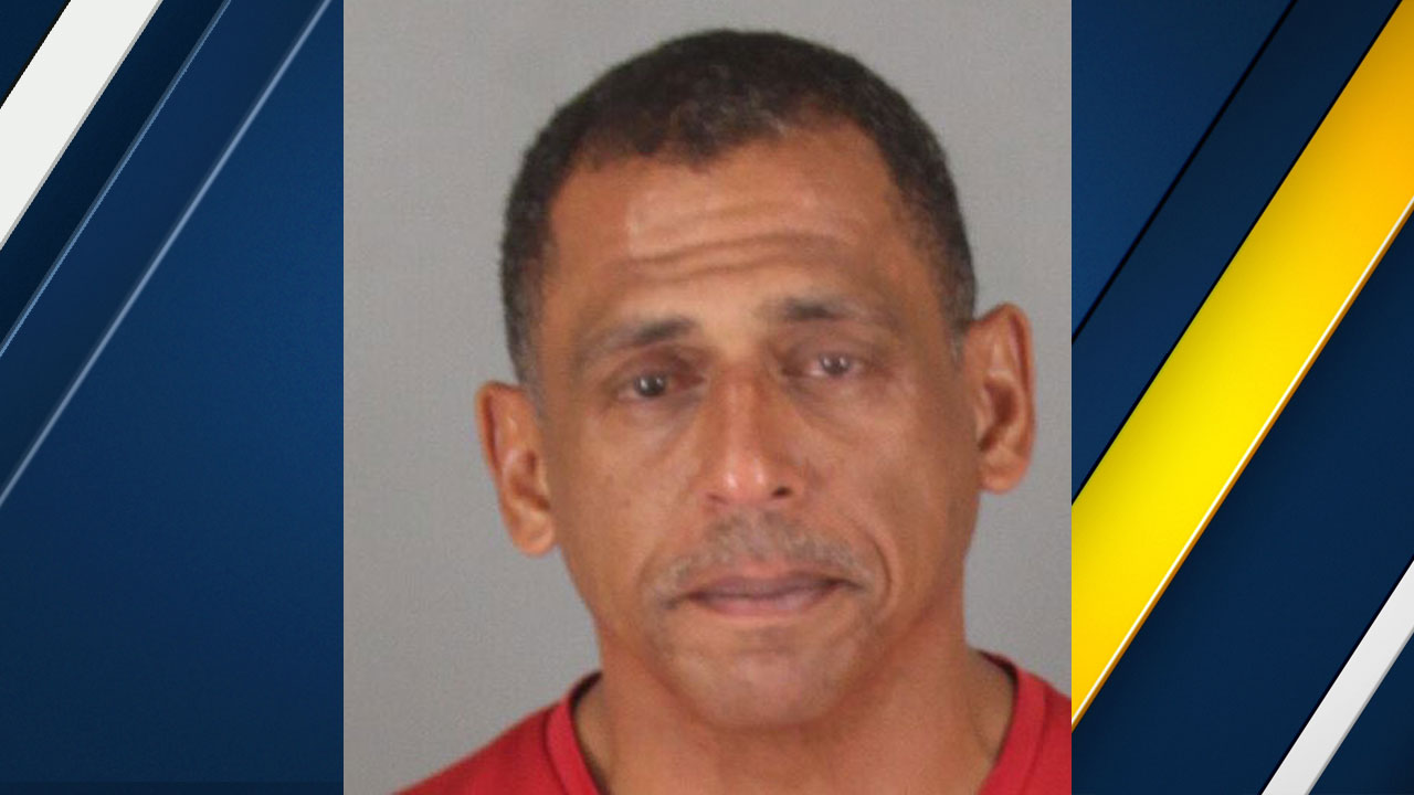 Lake Elsinore Mayor T'O Brian Tisdale, 53, is shown in a mugshot released by the police department.