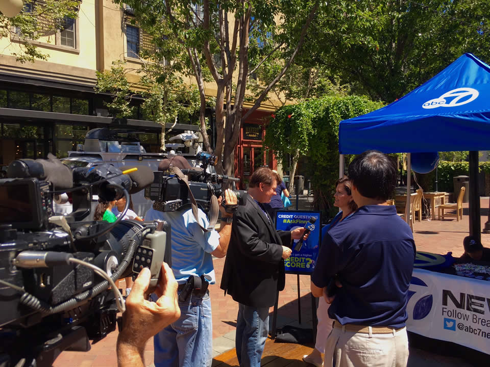 """<div class=""""meta image-caption""""><div class=""""origin-logo origin-image none""""><span>none</span></div><span class=""""caption-text"""">7 On Your Side's Michael Finney is answering consumer questions at an event at Santana Row in San Jose, Calif. on Friday, June 24, 2016. (KGO-TV)</span></div>"""