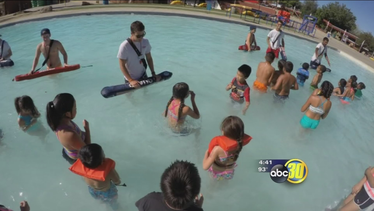 Wild Water Offers Free Admission During World Record Attempt Abc30 Com