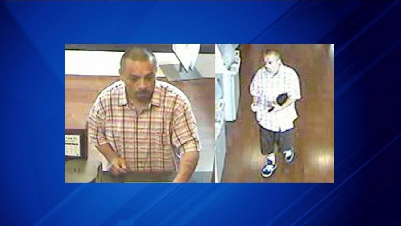 Addison bank robbery