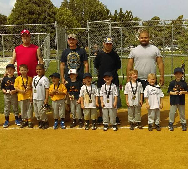 <div class='meta'><div class='origin-logo' data-origin='none'></div><span class='caption-text' data-credit=''>GC Brawlers tee-ball - First season for these little guys!</span></div>