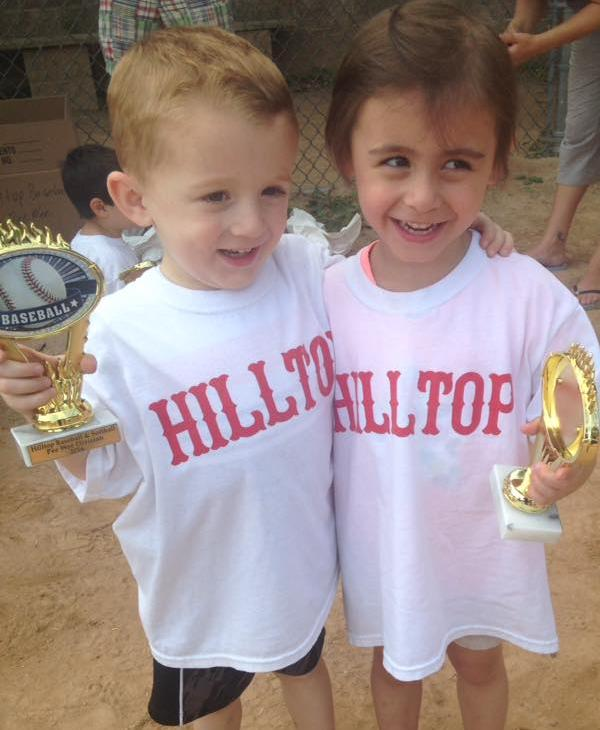 <div class='meta'><div class='origin-logo' data-origin='none'></div><span class='caption-text' data-credit=''>First baseball trophies for Aubrey and Patrick Foley!</span></div>