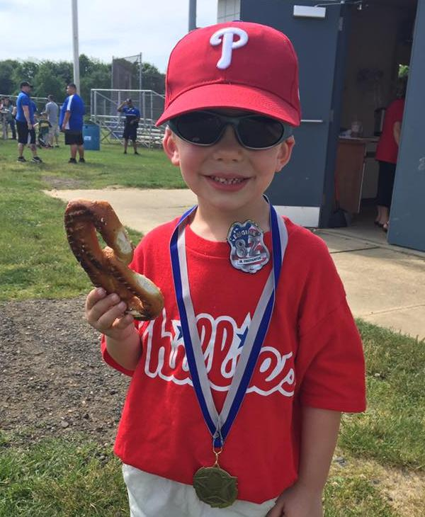 <div class='meta'><div class='origin-logo' data-origin='none'></div><span class='caption-text' data-credit=''>Congrats to four-year-old Matty on completing his first year of tee-ball!</span></div>