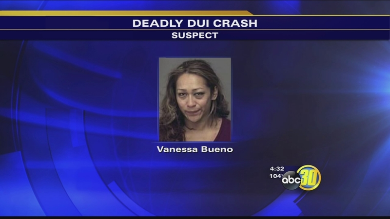 8-year-old killed after mom gets in DUI crash near Los Banos, police say
