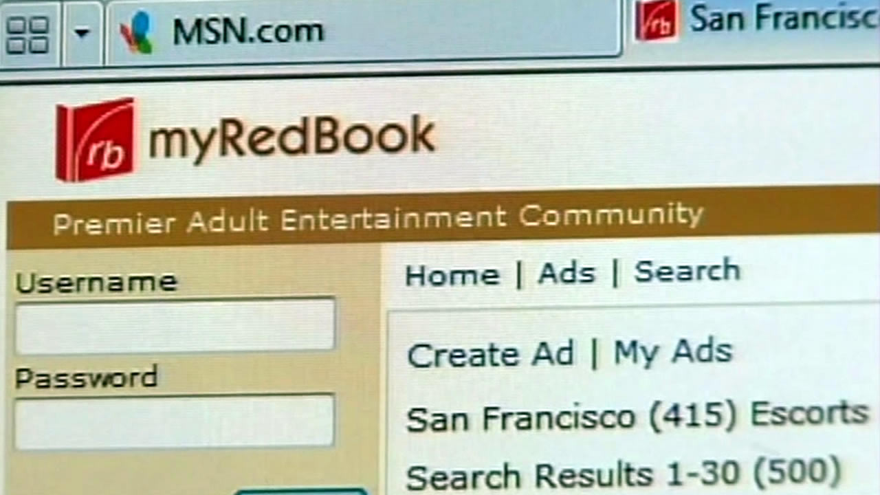 My red book escorts bay area