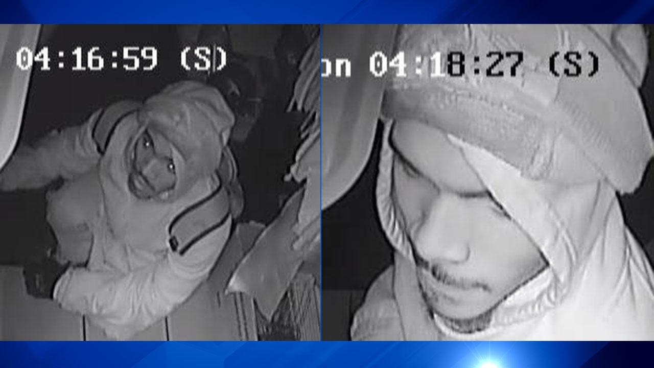 Photo of Aurora laundromat robbery released