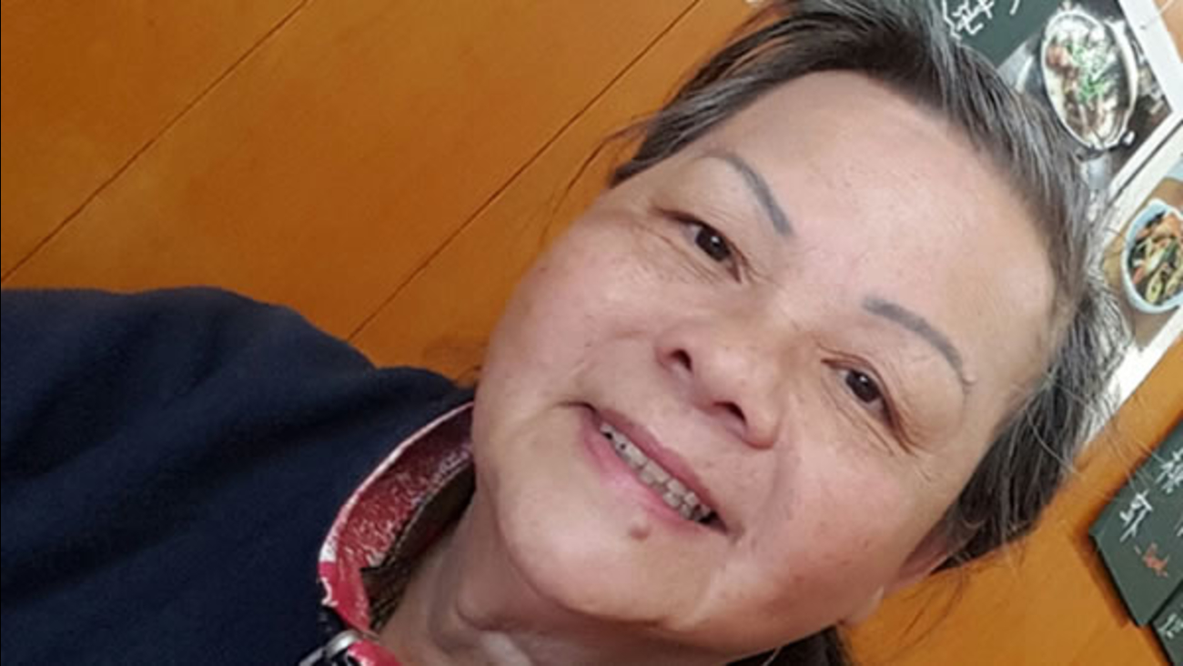 Mee Woon Chan, 70, was last seen at her home in San Francisco's Richmond District between 5 p.m. Monday, June 28, 2016 and 7 a.m. Tuesday, June 29, 2016.