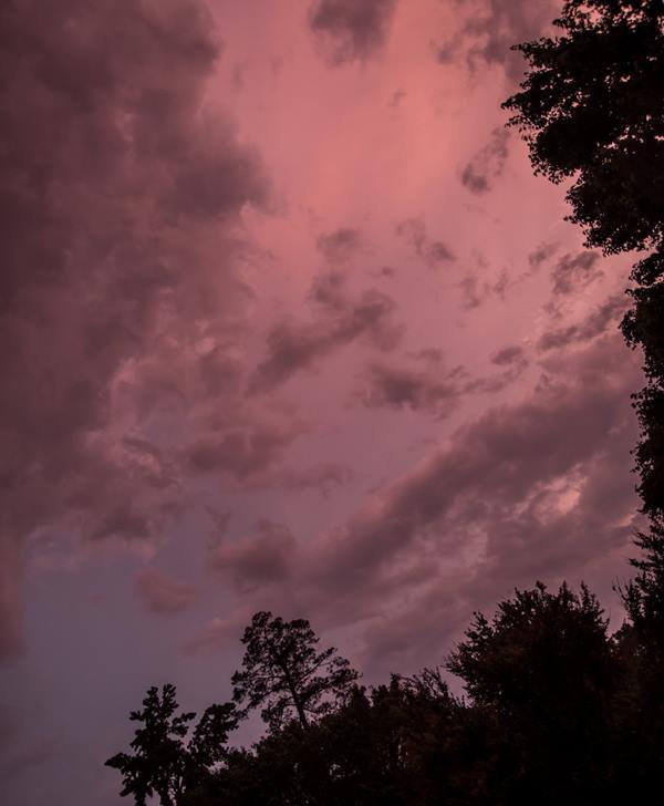 """<div class=""""meta image-caption""""><div class=""""origin-logo origin-image wtvd""""><span>WTVD</span></div><span class=""""caption-text"""">Just after the storm in Knightdale. (ABC11 Eyewitness)</span></div>"""