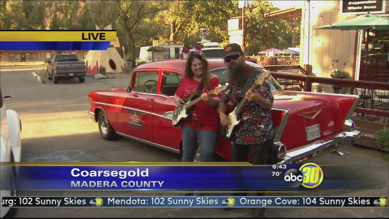 Organizers revving up for the Coarsegold Veterans Car show