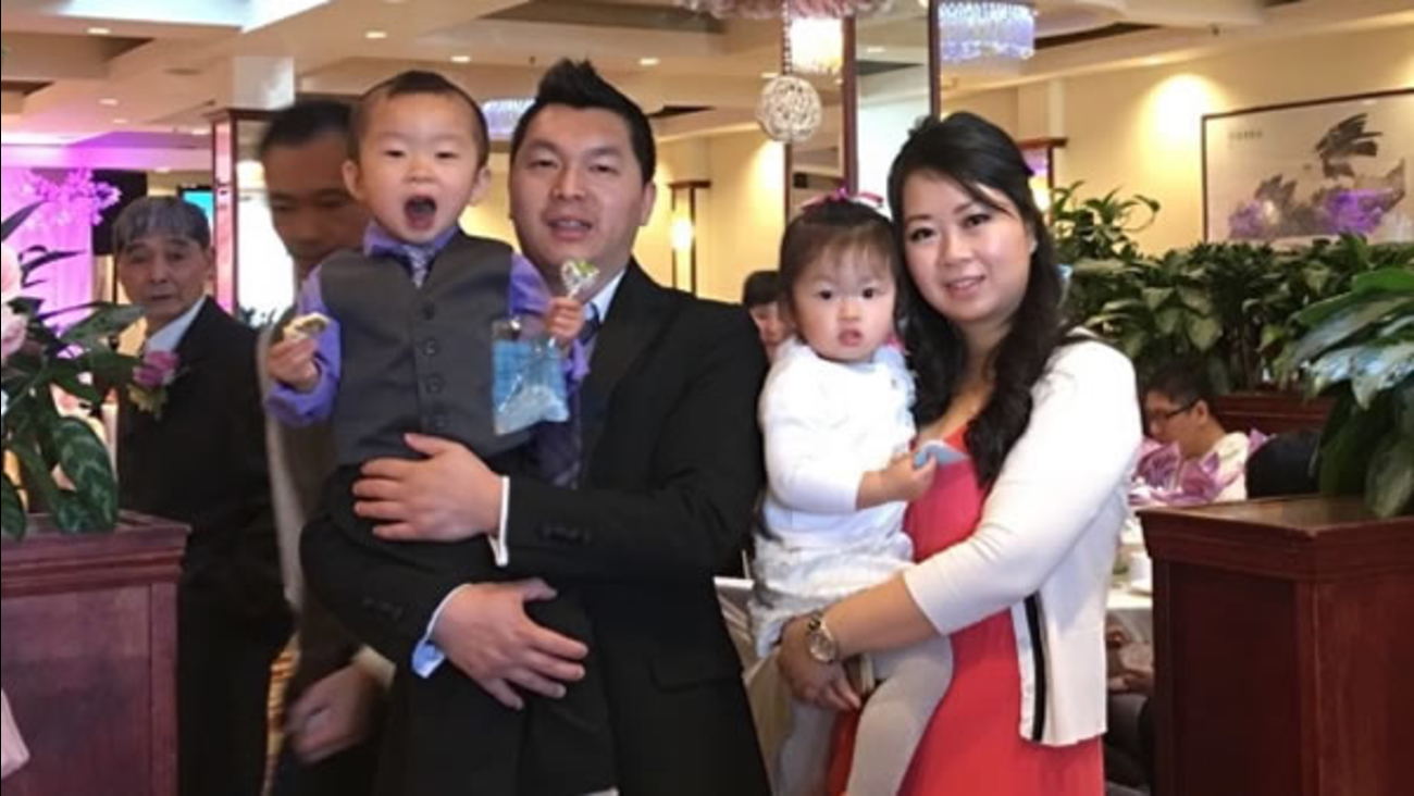 San Francisco resident Aaron Ng's wife and two children were tragically killed in a fiery crash on I-5 near Los Angeles on Tuesday, June 28, 2016.