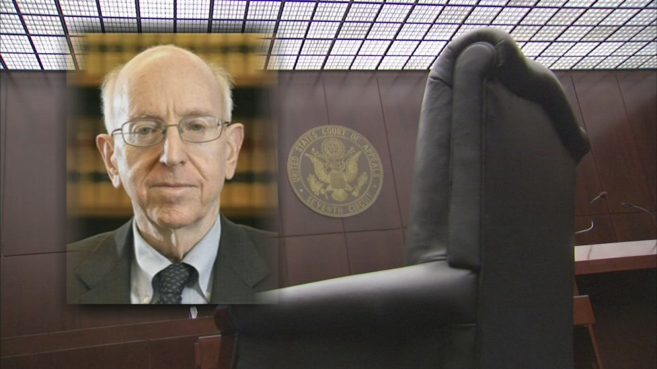 Federal judge Richard Posner of the U.S. Appeals Court in Chicago.