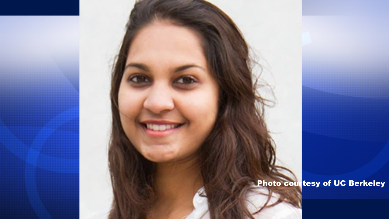 A photo released by University of California, Berkeley of sophomore Tarishi Jain, who was one of 20 hostages killed in Dhaka.