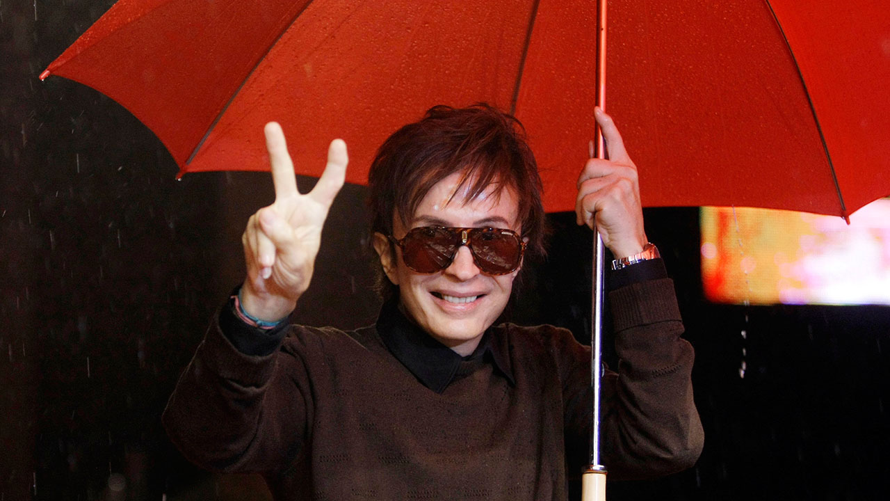 Oscar-winning director Michael Cimino, pictured at a 2008 film festival in Rome, has died.