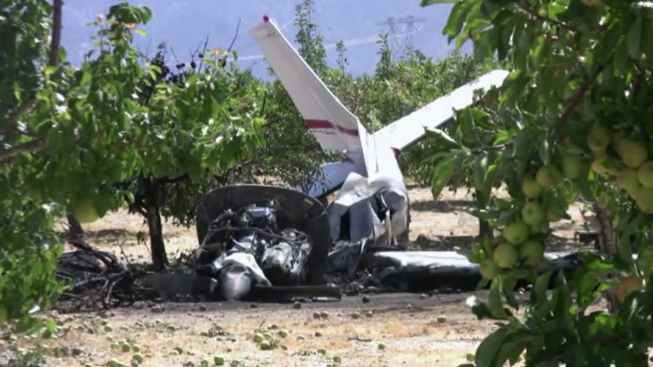 An aircraft carrying four passengers crashed shortly after taking off from Brian Ranch Airport in Llano on Sunday, July 3, 2016, according to the sheriff's department.