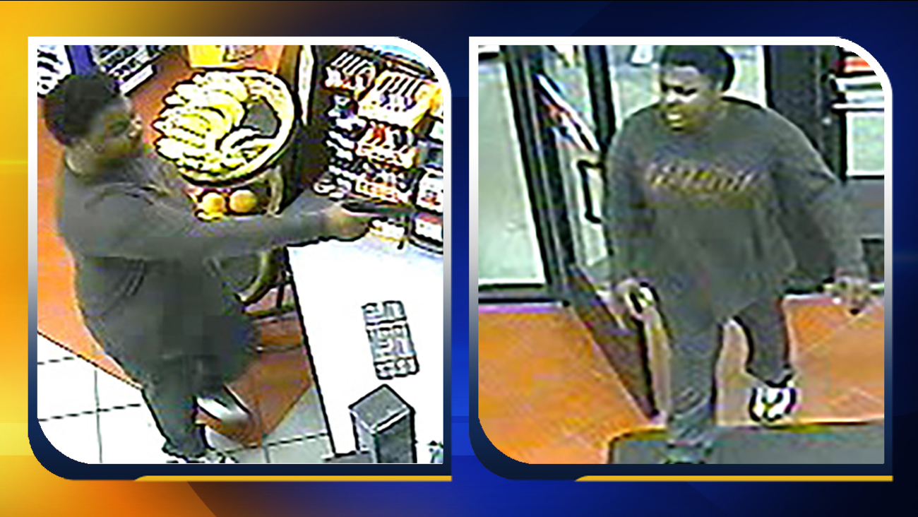 Suspect in Circle K robbery.