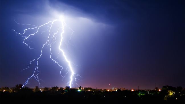 The Longest Bolt Of Lightning EVER