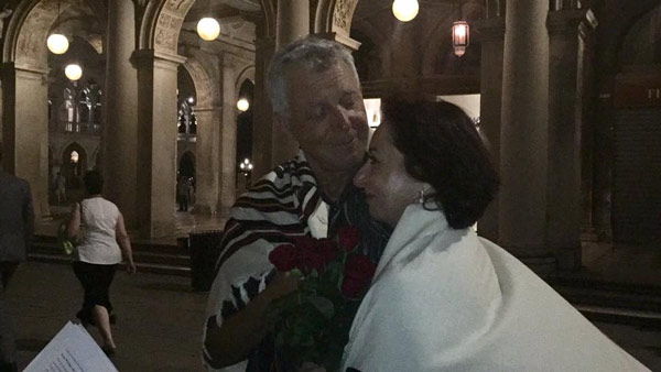 "<div class=""meta image-caption""><div class=""origin-logo origin-image wpvi""><span>WPVI</span></div><span class=""caption-text"">Todd Shotz of Elkins Park, Pa. was in the right place at the right time when he agreed to officiate an impromptu wedding in Venice, Italy. (Todd Shotz)</span></div>"