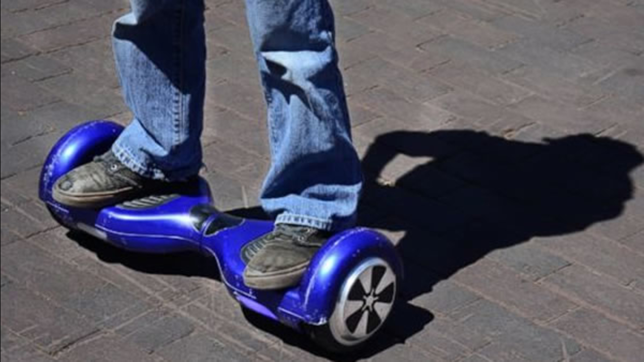 More than 500,000 hoverboards are being recalled because of fire hazards that pose the risk of injuries, according to the U.S. Consumer Product Safety Commission.