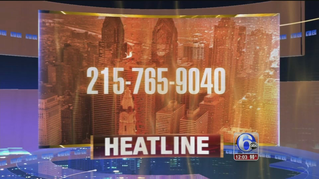 VIDEO: Philadelphia Heatline activated