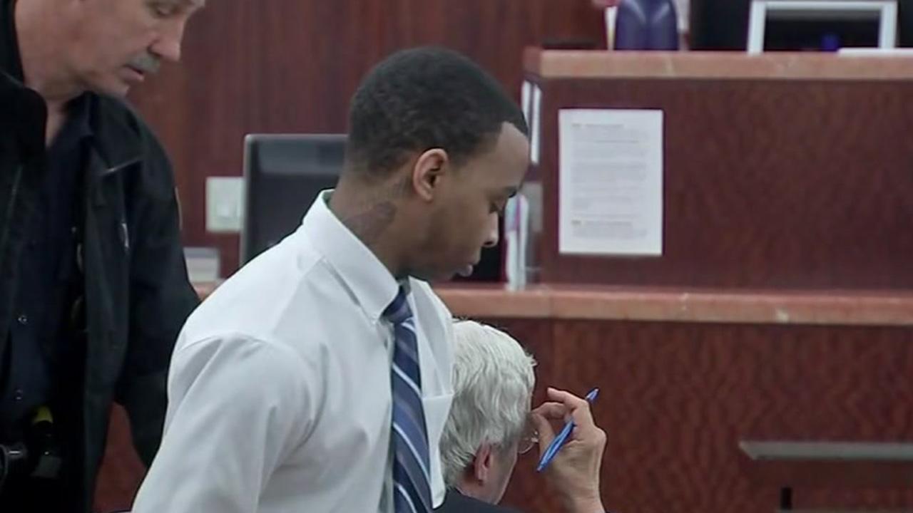 the best attitude dddbe 81368 Man sentenced to life for Air Jordan murder   abc13.com