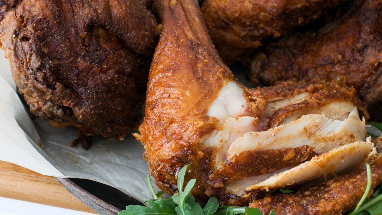 best fried chicken in the Bay Area