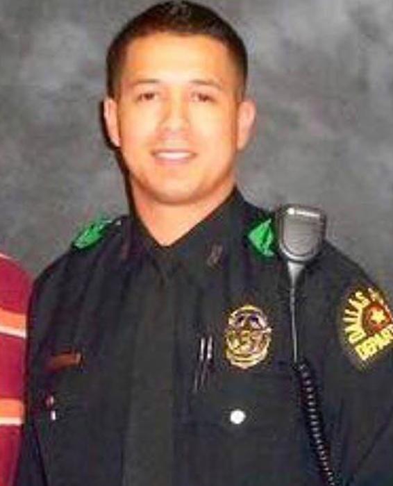 Dallas police shooting dating victim