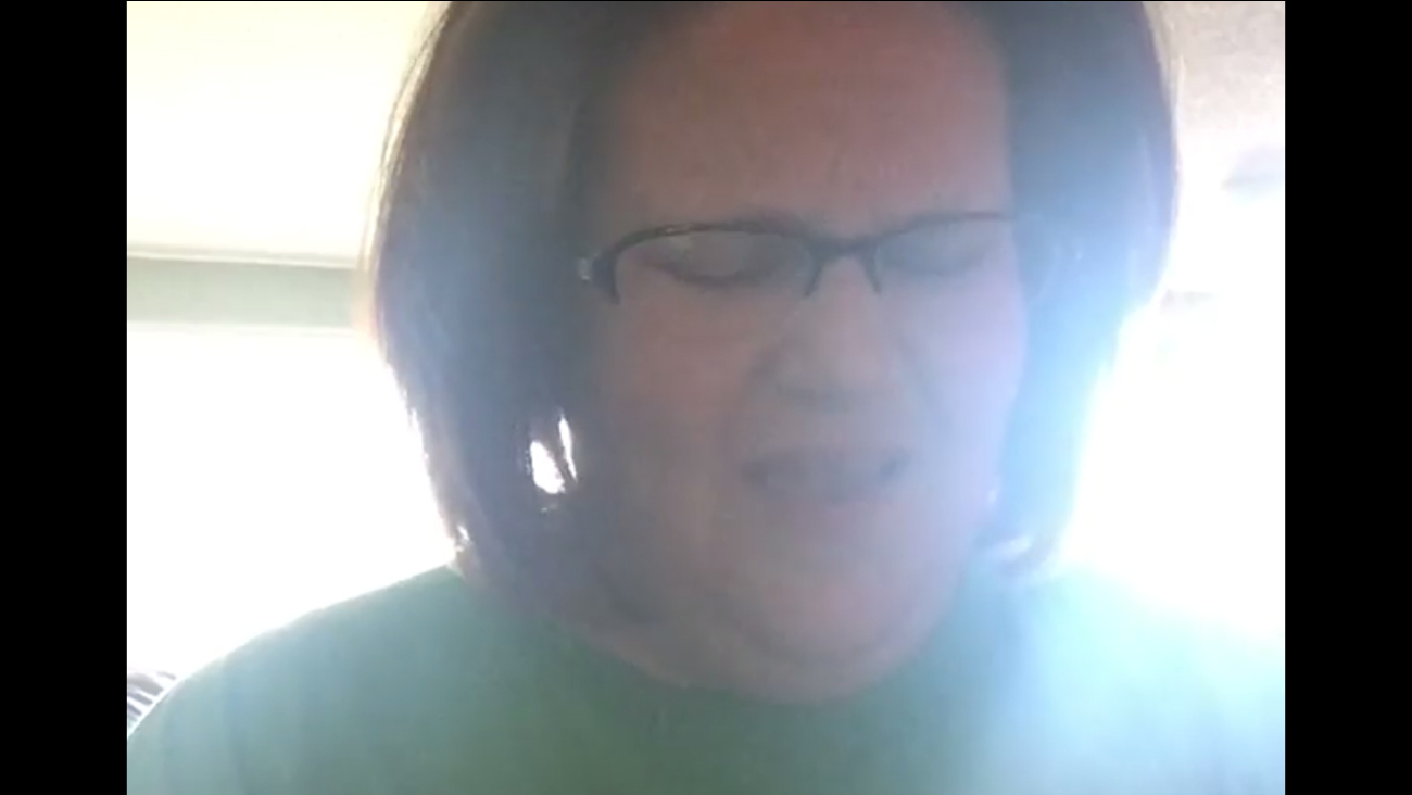 'Chewbacca mom' Candace Payne recorded a touching video on Facebook after the tragedy in Dallas