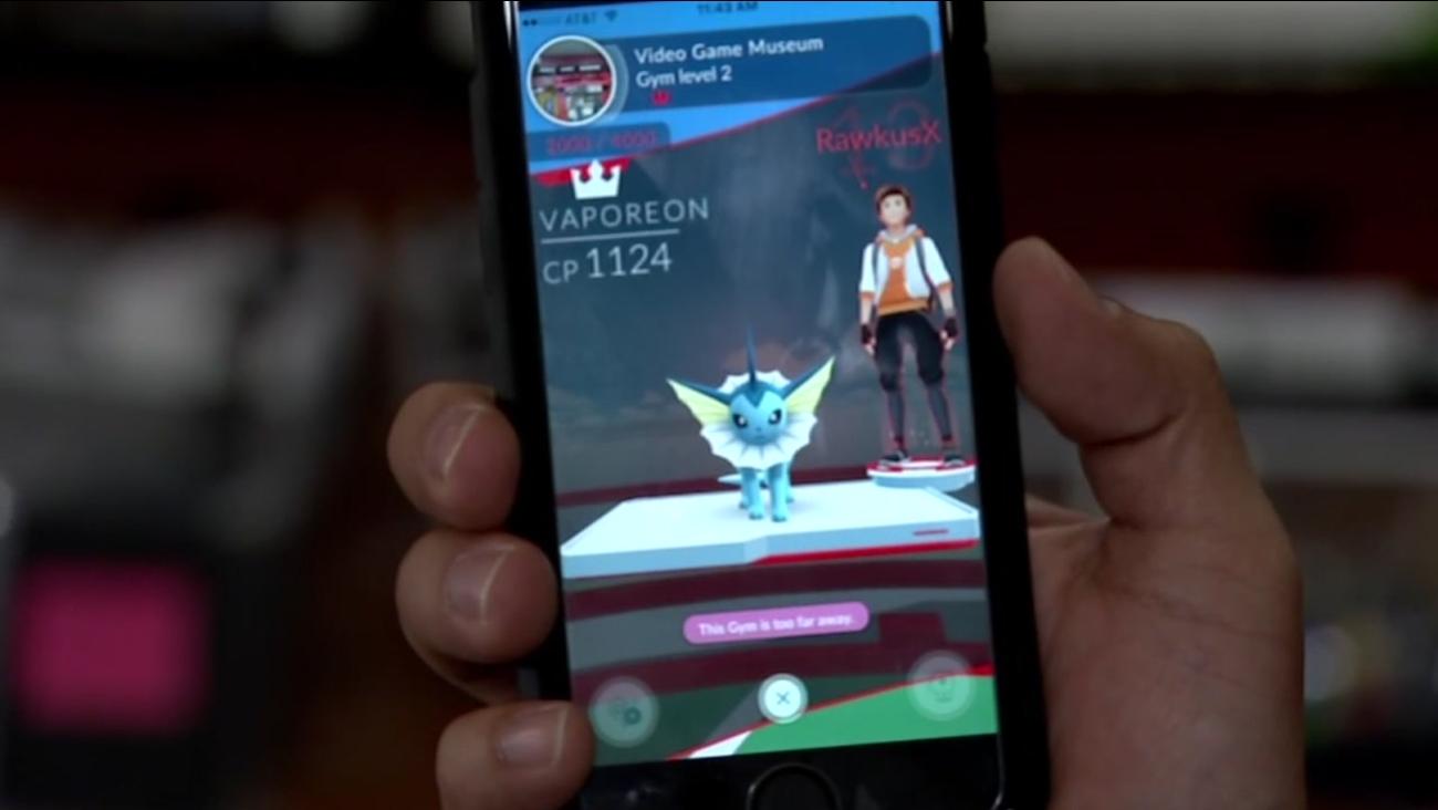 Pokemon GO craze takes Houston by storm