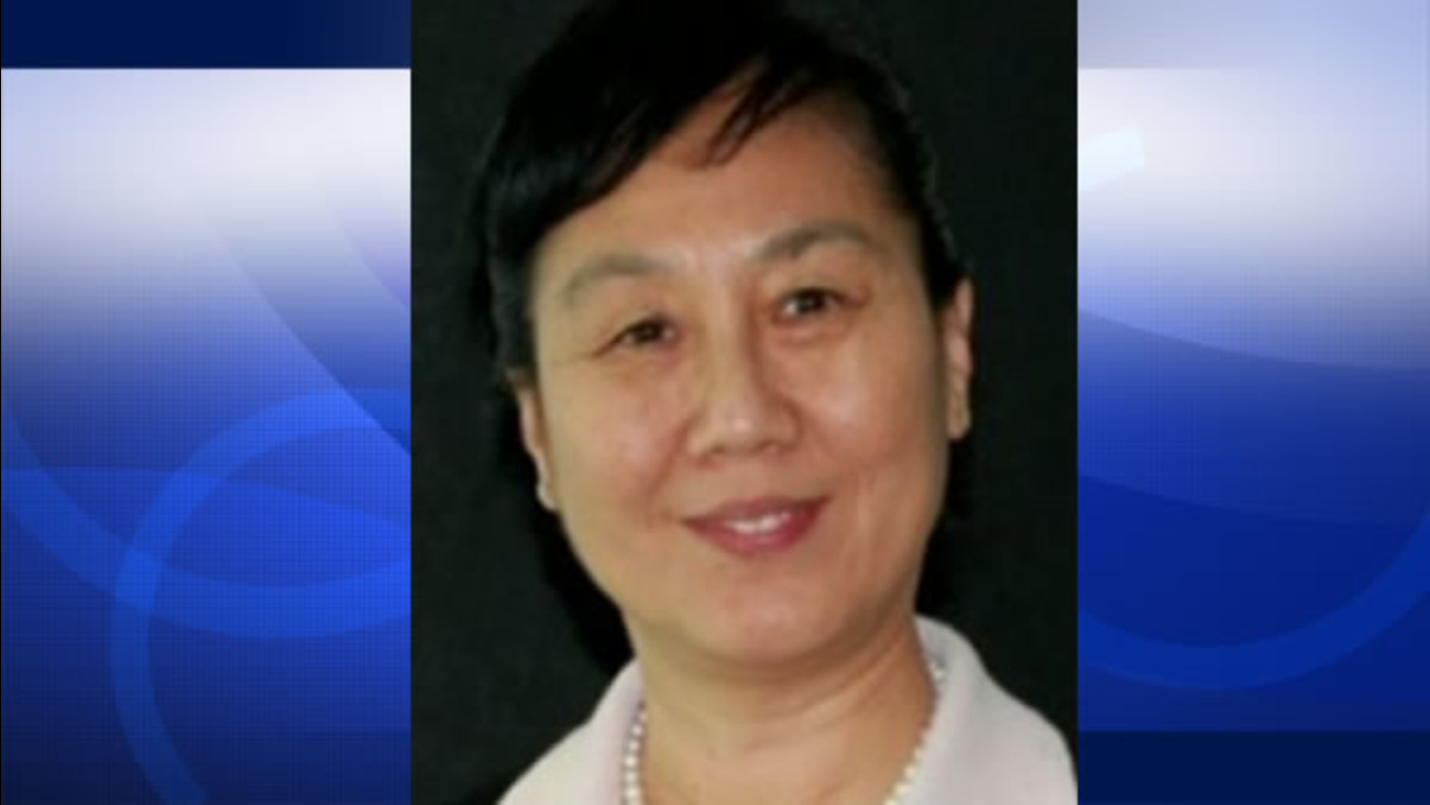 Police say Jenny Shi was stabbed to death inside her Palo Alto, Calif. home.
