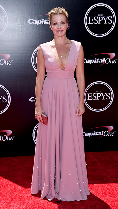"<div class=""meta image-caption""><div class=""origin-logo origin-image ap""><span>AP</span></div><span class=""caption-text"">Michelle Beadle arrives at the ESPY Awards at the Microsoft Theater on Wednesday, July 13, 2016, in Los Angeles. (Jordan Strauss/Invision/AP)</span></div>"